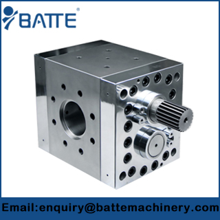 BATTE Circular Melt Pump