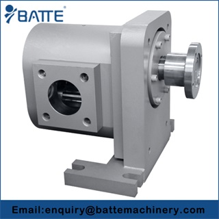 Newest plastic extruder gear pump for sale